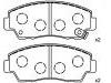 刹车片 Brake Pad Set:UB39-49-280